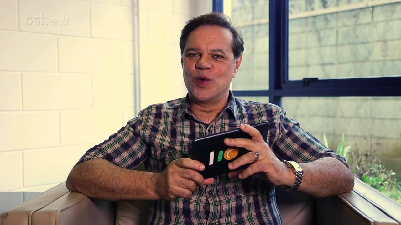 Diogo Vilela comemora 50 anos de carreira e relembra personagens mais marcantes