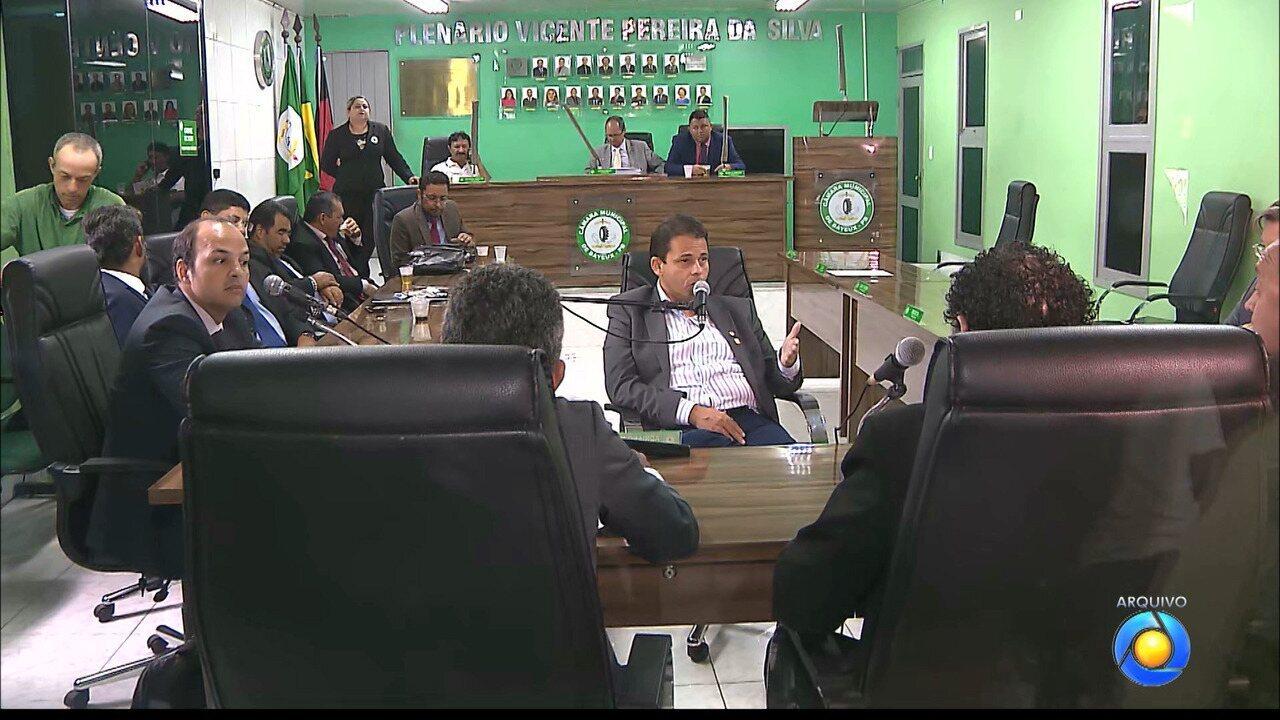 Aprovado pedido de cassação do prefeito interino de Bayuex