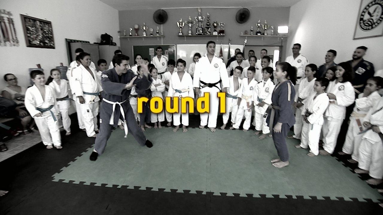 Projeto Águia de Judo