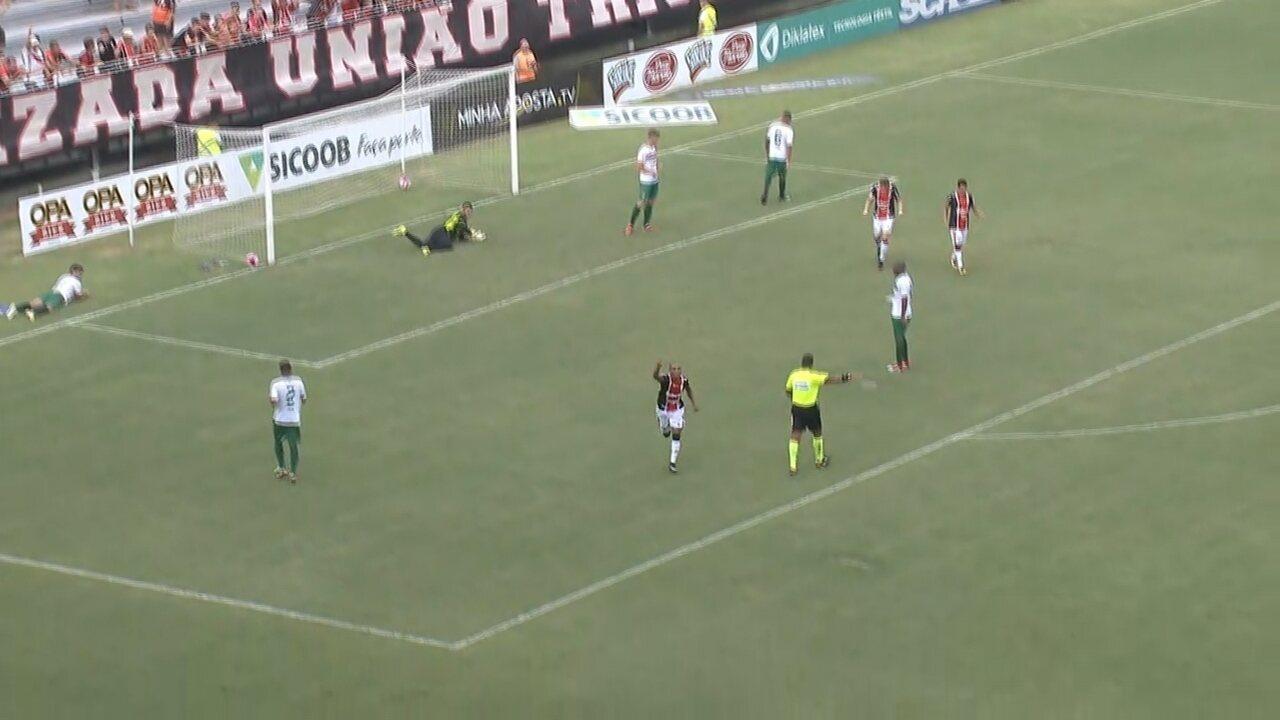 Melhores momentos de Joinville 1 x 0 Concórdia - 7ª rodada do Catarinense