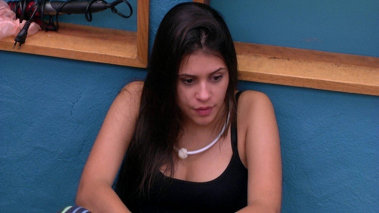 Ana Paula avisa: 'Hoje a jogada é nossa, quem vai mandar somos nós'