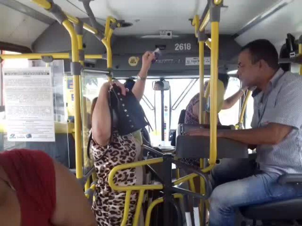 Usuários de ônibus de Maceió passa a pagar a mais caro na passagem
