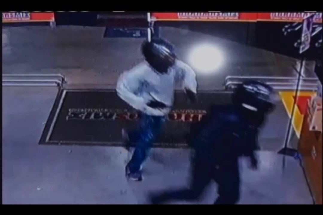 Ladrões roubam quase R$ 57 mil do supermercado Bahamas Mix em Uberaba
