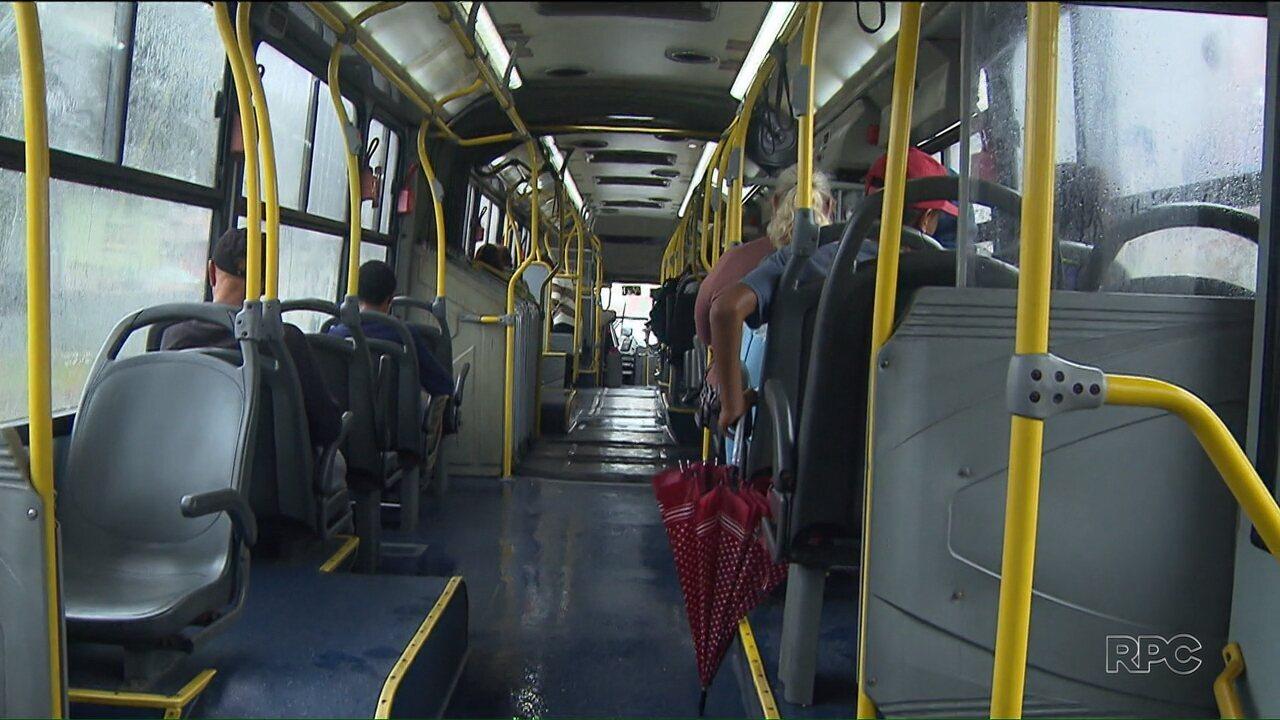 Tentativa de arrastão em linha de ônibus termina com dois presos