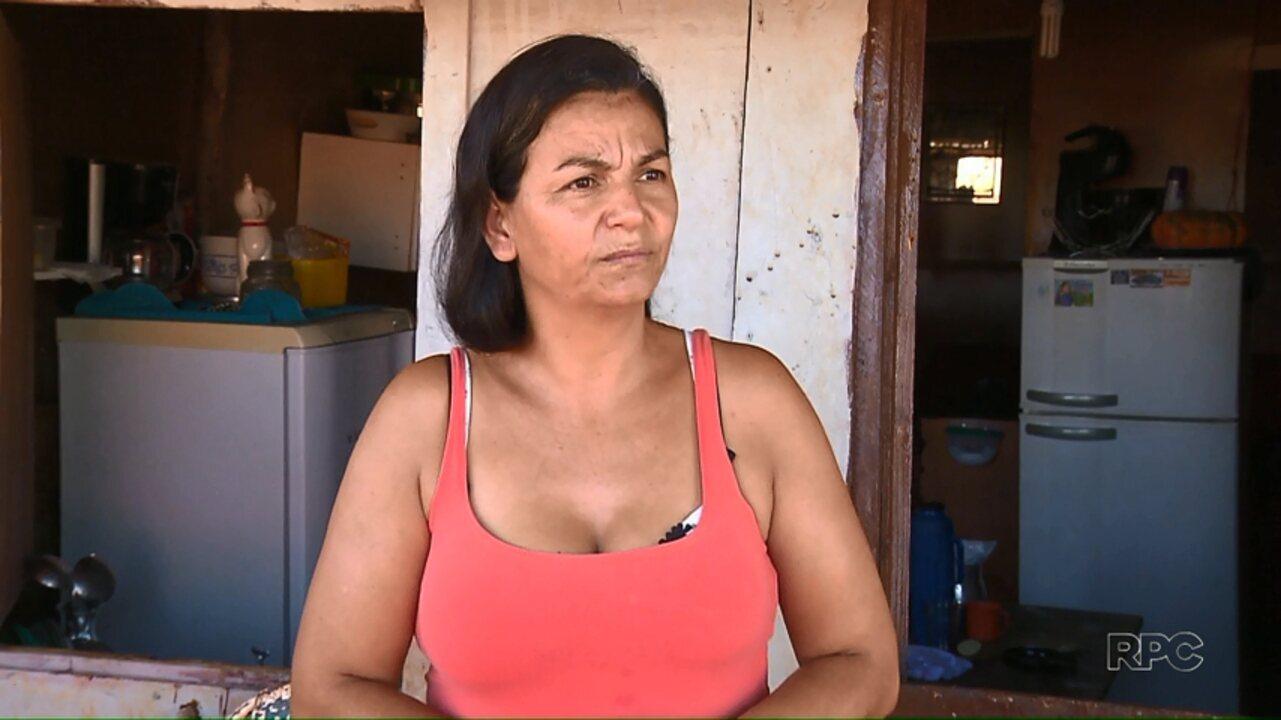 Mulher espera há 18 anos pela casa própria