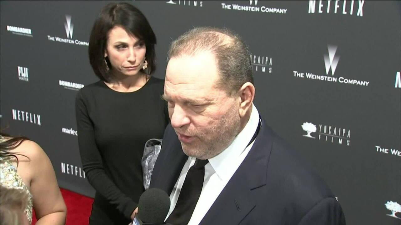 Promotores processam empresa de Harvey Weinstein