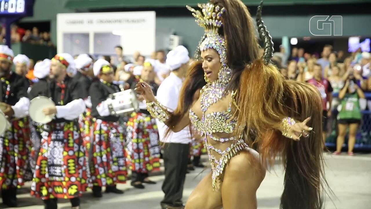 Emoção, fé e bastidores: veja outros ângulos da Sapucaí nos desfiles do Grupo Especial