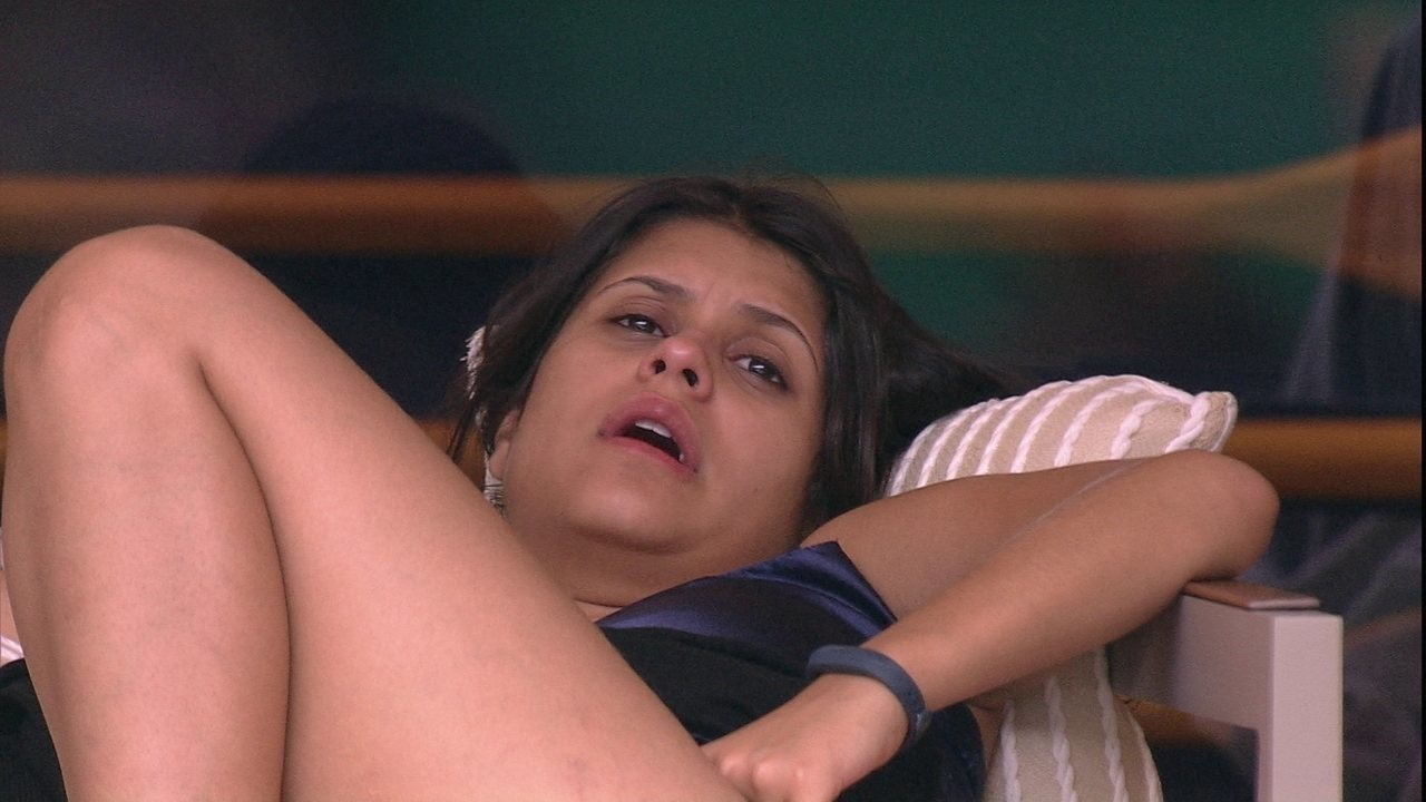Ana Paula descarta affair com Kaysar: 'Tenho uma pessoa que amo muito'