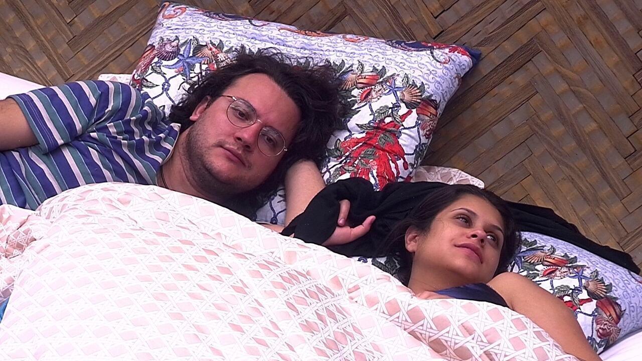 Ana Paula fala sobre relação afetiva com Kaysar: 'Nunca me passou pela cabeça'