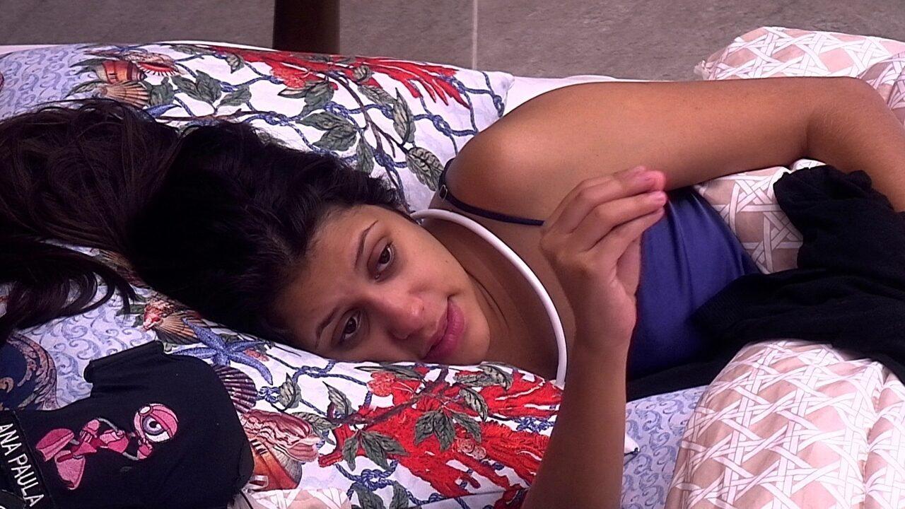 Ana Paula fala sobre estresse entre Nayara e Ayrton: 'Não tem necessidade de brigar'