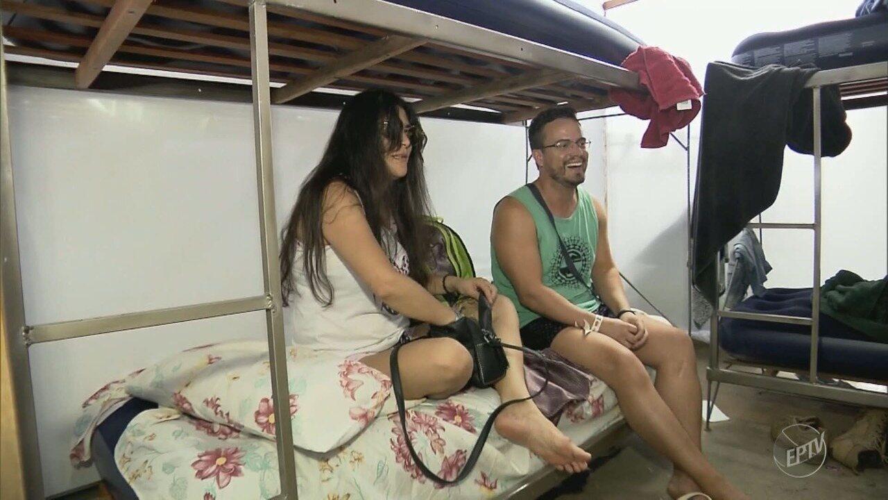 Partiu Camping: última parada da equipe é no Sul de Minas Gerais