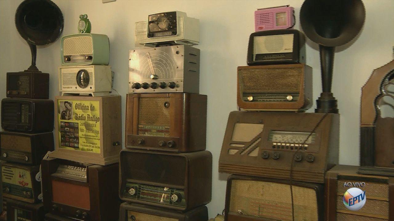 Restaurador de São Carlos reúne 540 aparelhos em coleção
