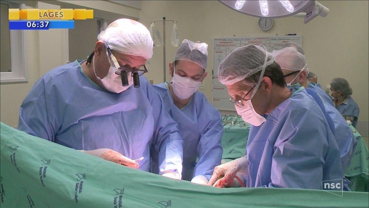 SC supera índices na doação de órgãos para transplantes