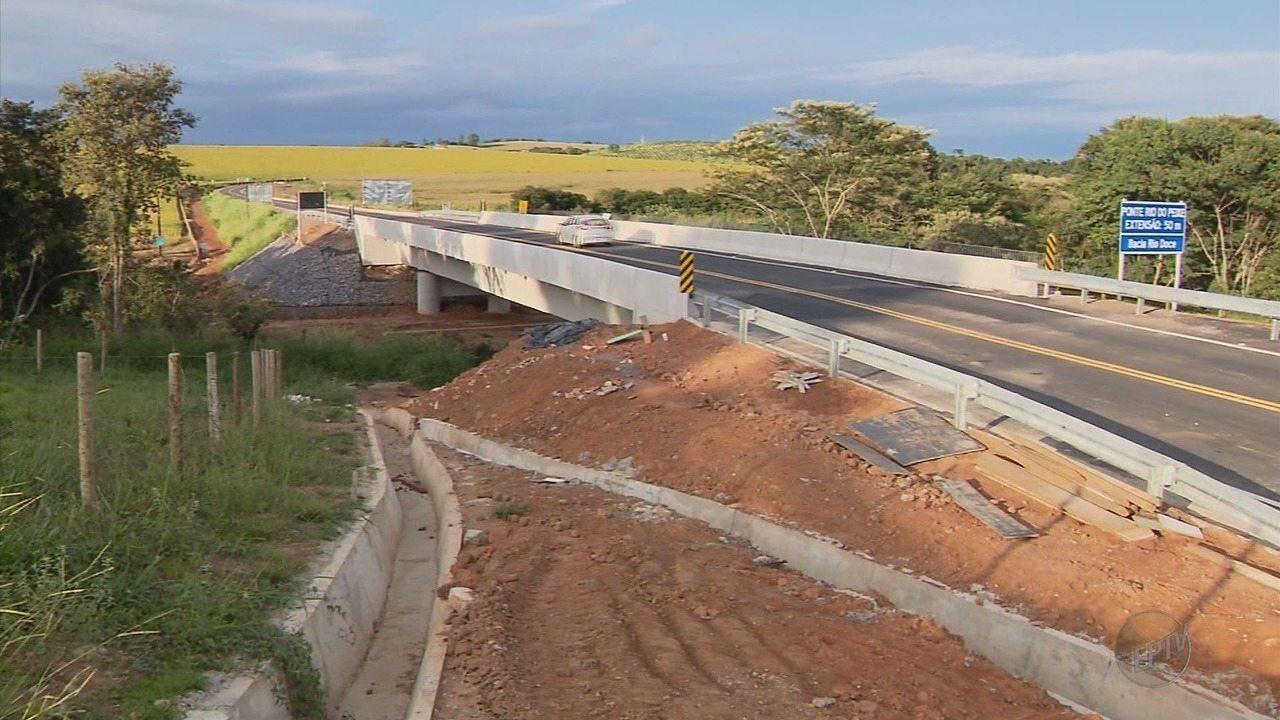 Nova passagem resolve problema antigo de ponte entre Três Corações e São Bento Abade (MG)