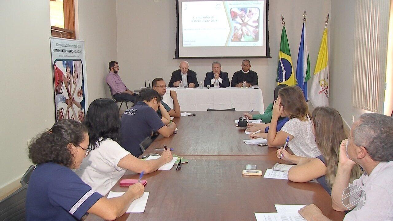 Igreja Católica de Campo Grande cria 11 grupos para discutir tipos de violência