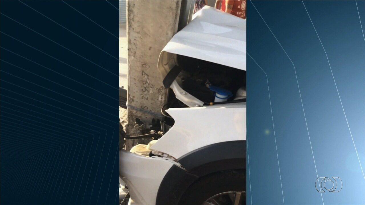 Adolescente é detido suspeito de participar da morte de médico da reserva da PM em Goiás