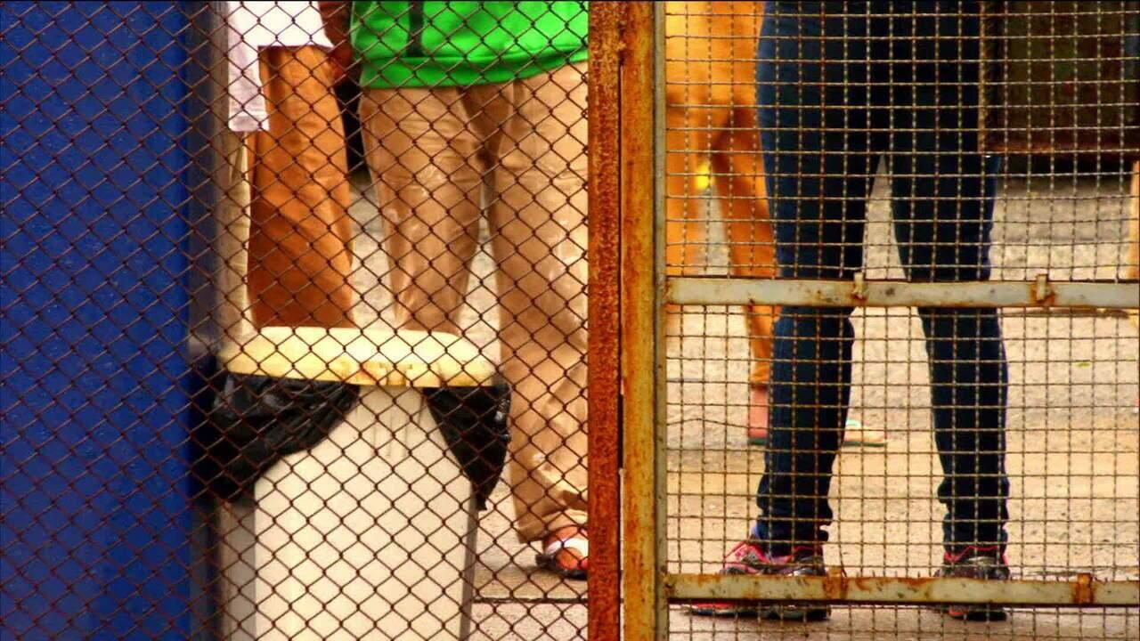 Bebê está em cela com mãe que deu à luz após ser presa em SP
