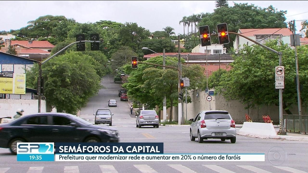 Prefeitura de São Paulo quer modernizar e aumentar rede de semáforos através de PPP