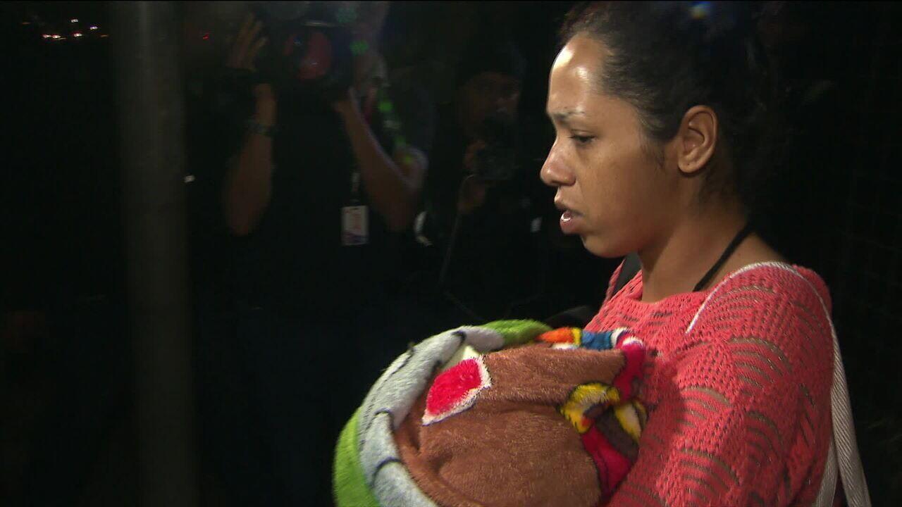 Justiça concede prisão domiciliar a mãe presa com bebê