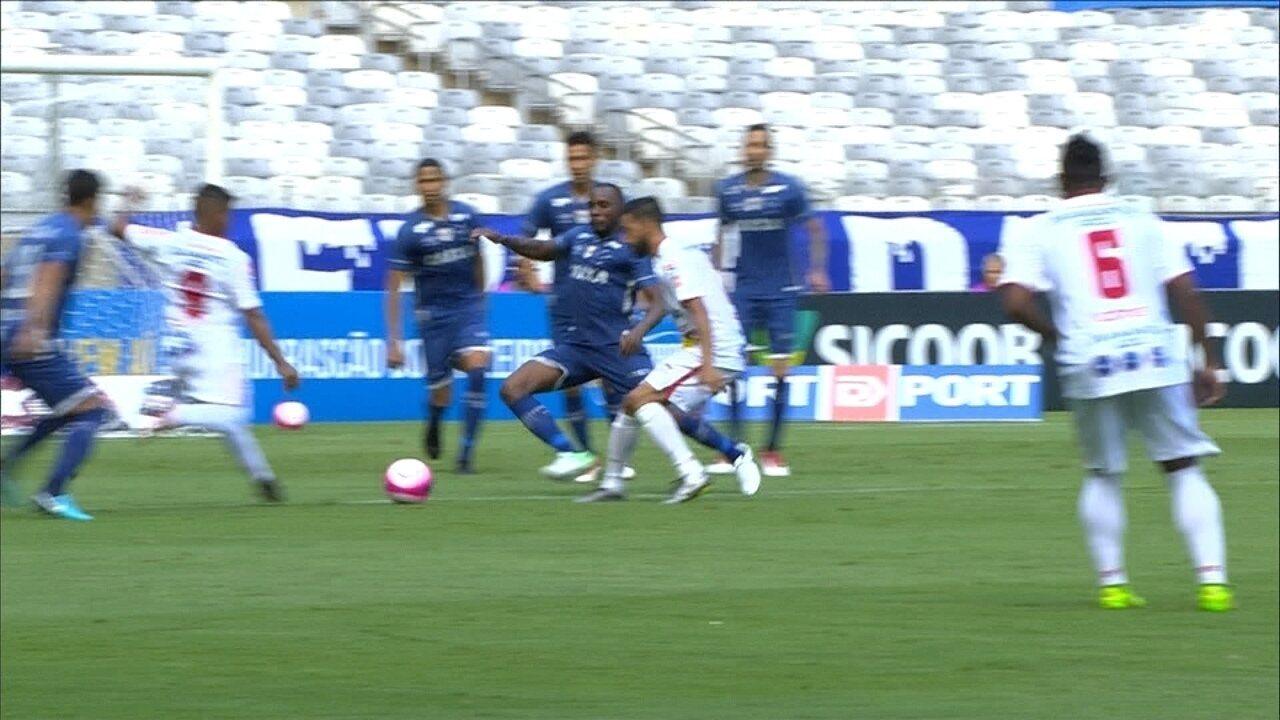 1db53ea546 Melhores momentos de Cruzeiro 1 x 0 Villa Nova pelo Campeonato Mineiro