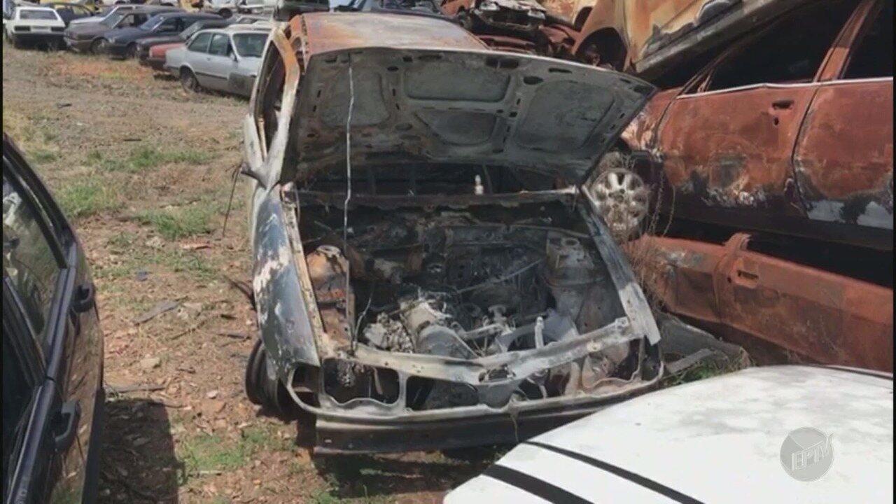 Carro de fiscal de caixa morto em latrocínio é encontrado em rua de Piracicaba