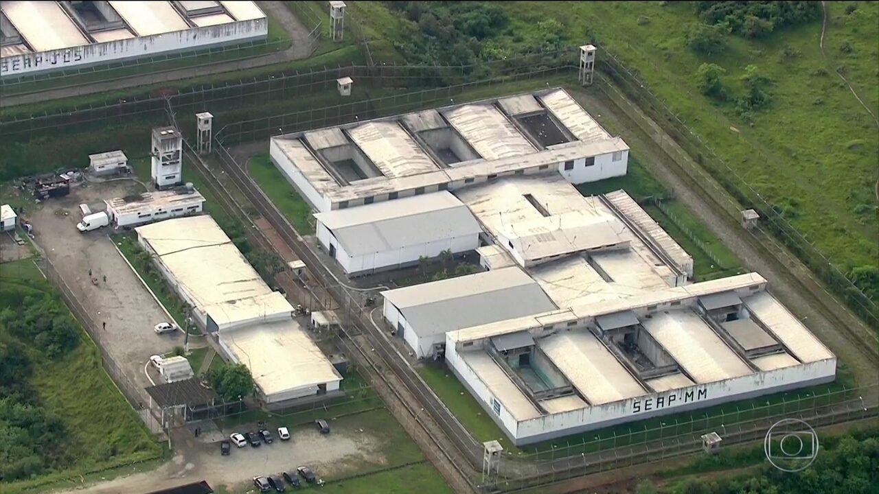 Rebelião em penitenciária do Rio termina com 18 reféns libertados