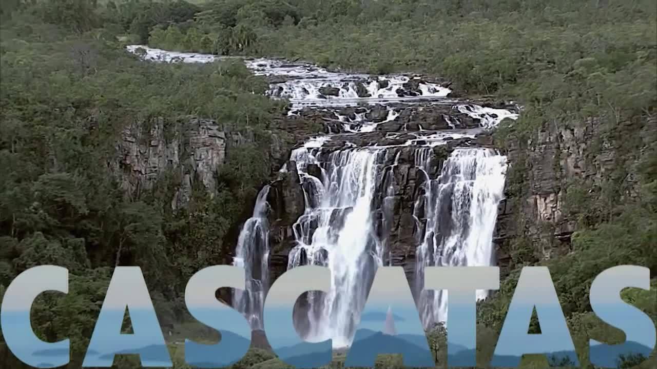 Brasil tem diversas cachoeiras que podem ser visitadas e exploradas