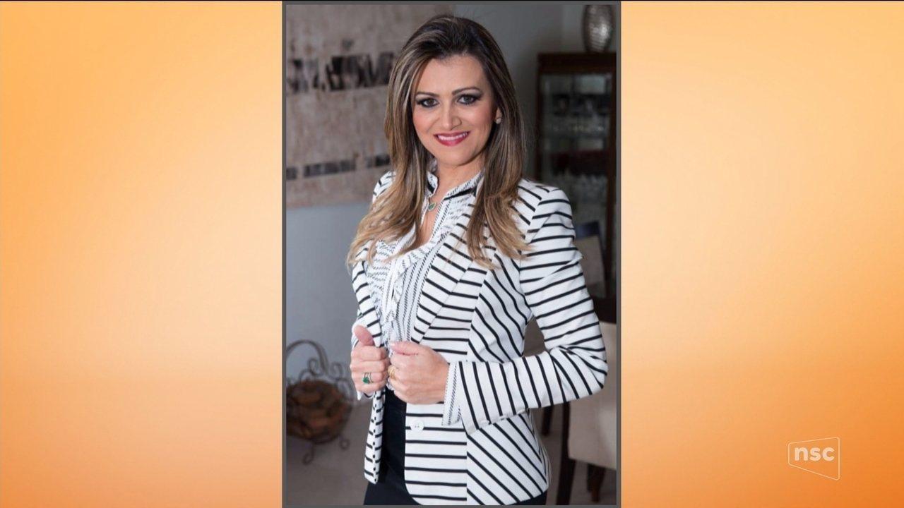 Vereadora de Meleiro é presa após sessão ordinária