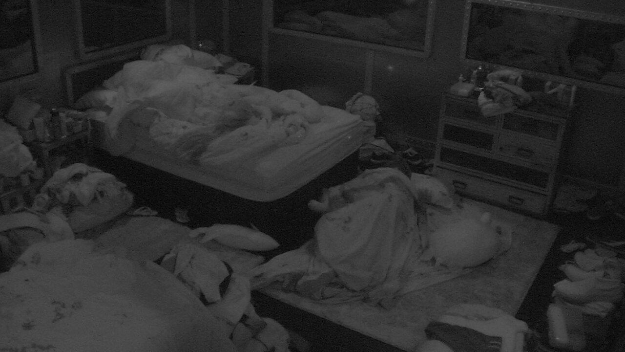 Alguns brothers dormem no Quarto Submarino e no Quarto Tropical após eliminação de Nayara