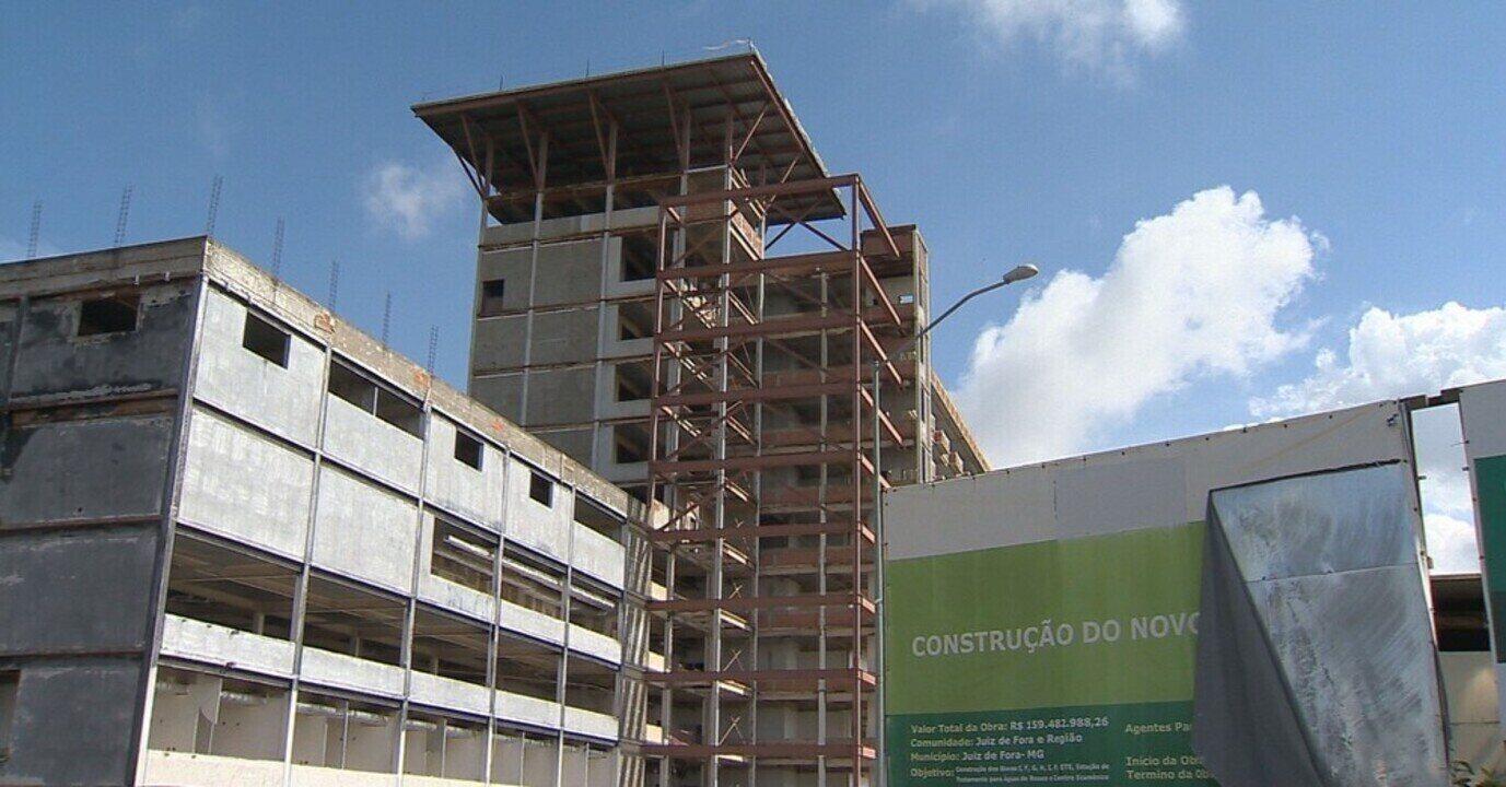 Polícia Federal e MPF deflagram operação contra fraudes em obras de hospital da UFJF