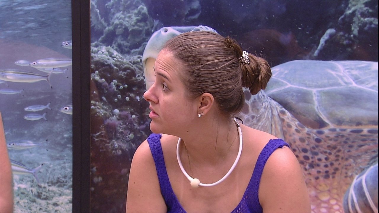 Patrícia sobre Gleici: 'Ela está querendo reparar os erros'