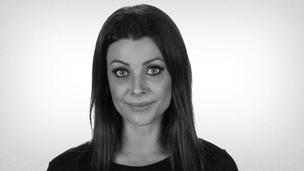 Cecília Ribeiro participa de campanha da TV Integração