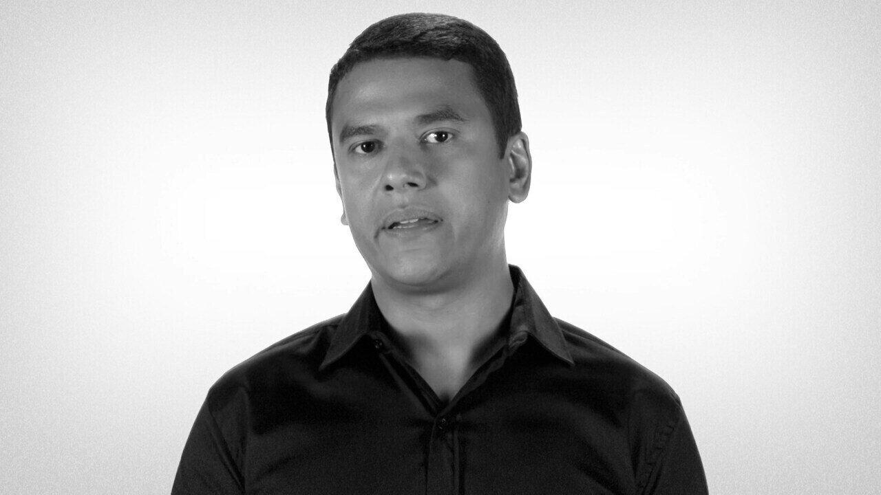 Leandro Moreira participa de campanha da TV Integração