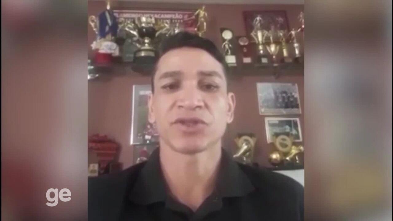 Ex-zagueiro ídolo do Flamengo, Ronaldo Angelim manda recado para rubro-negros de Cruzeiro do Sul
