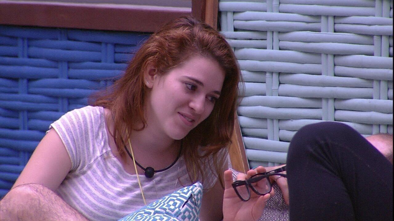 Ana Clara conta planos para depois do BBB18: 'Festa com gente bonita e pegar todo mundo'