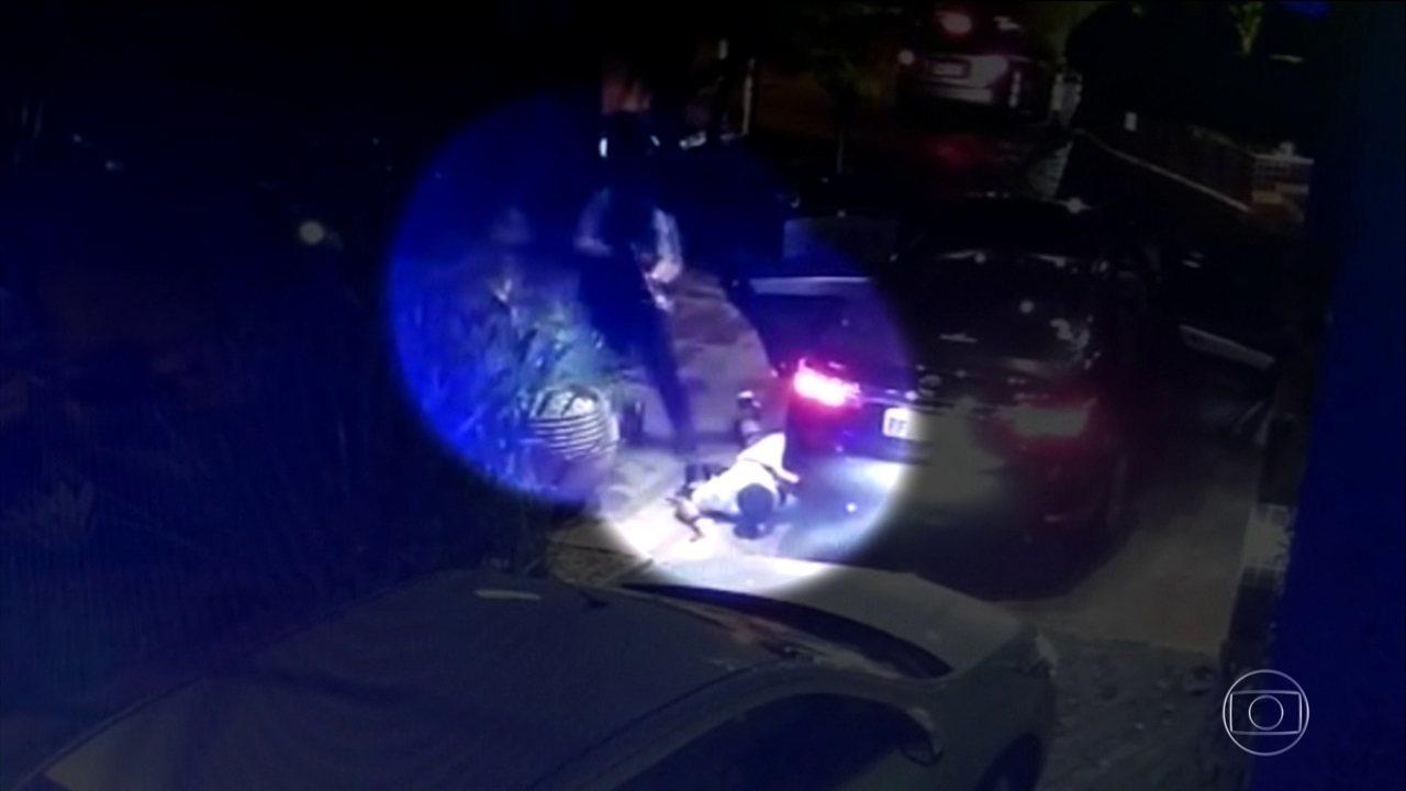 Polícia de SP investiga execução de criminoso a tiros de fuzil