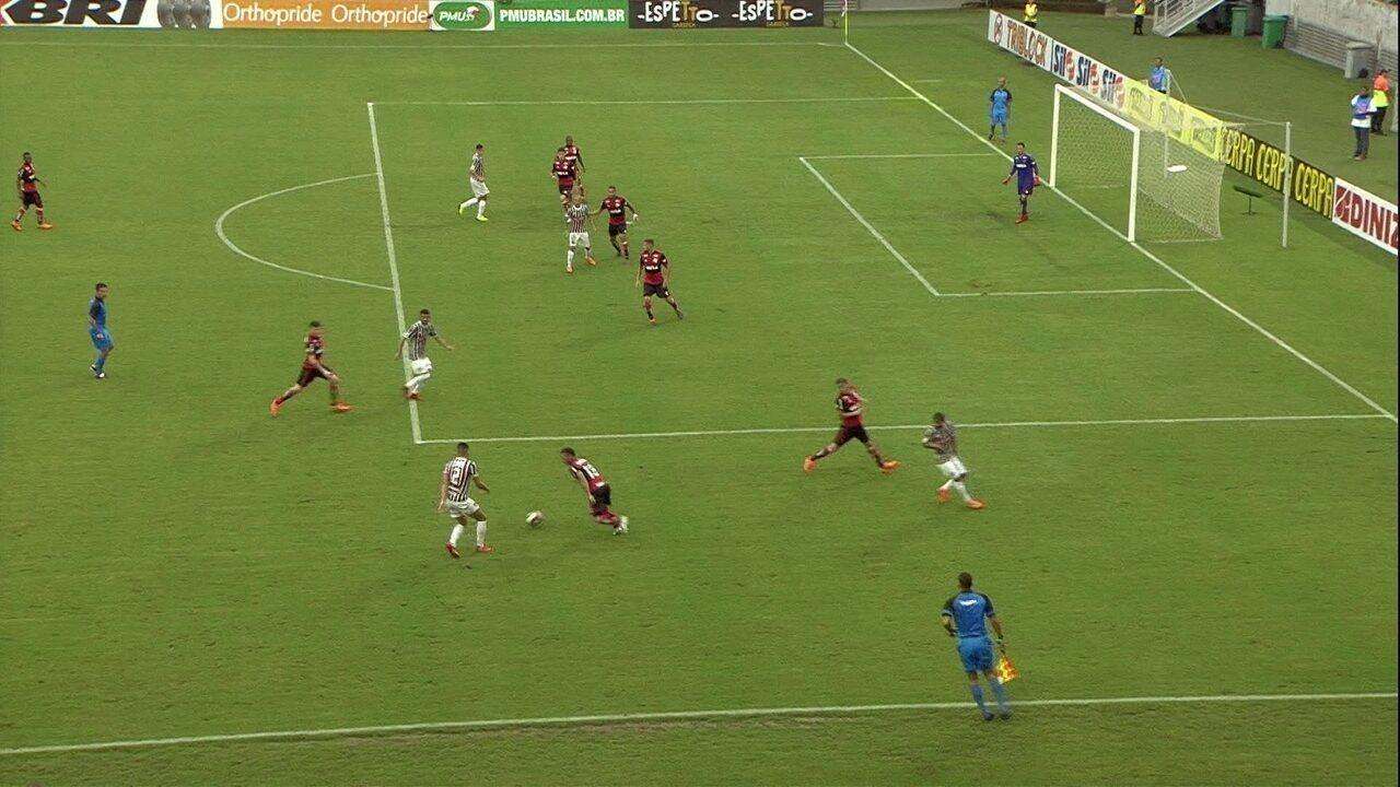 Melhores momentos: Fluminense 4 x 0 Flamengo pela 2ª rodada da Taça Rio