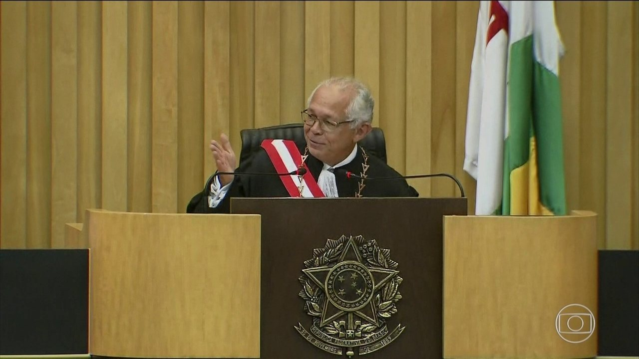 Novo presidente do Tribunal Superior do Trabalho toma posse em Brasília