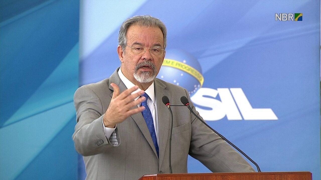 Raul Jungmann comenta sobre a importância do ministério da Segurança Pública
