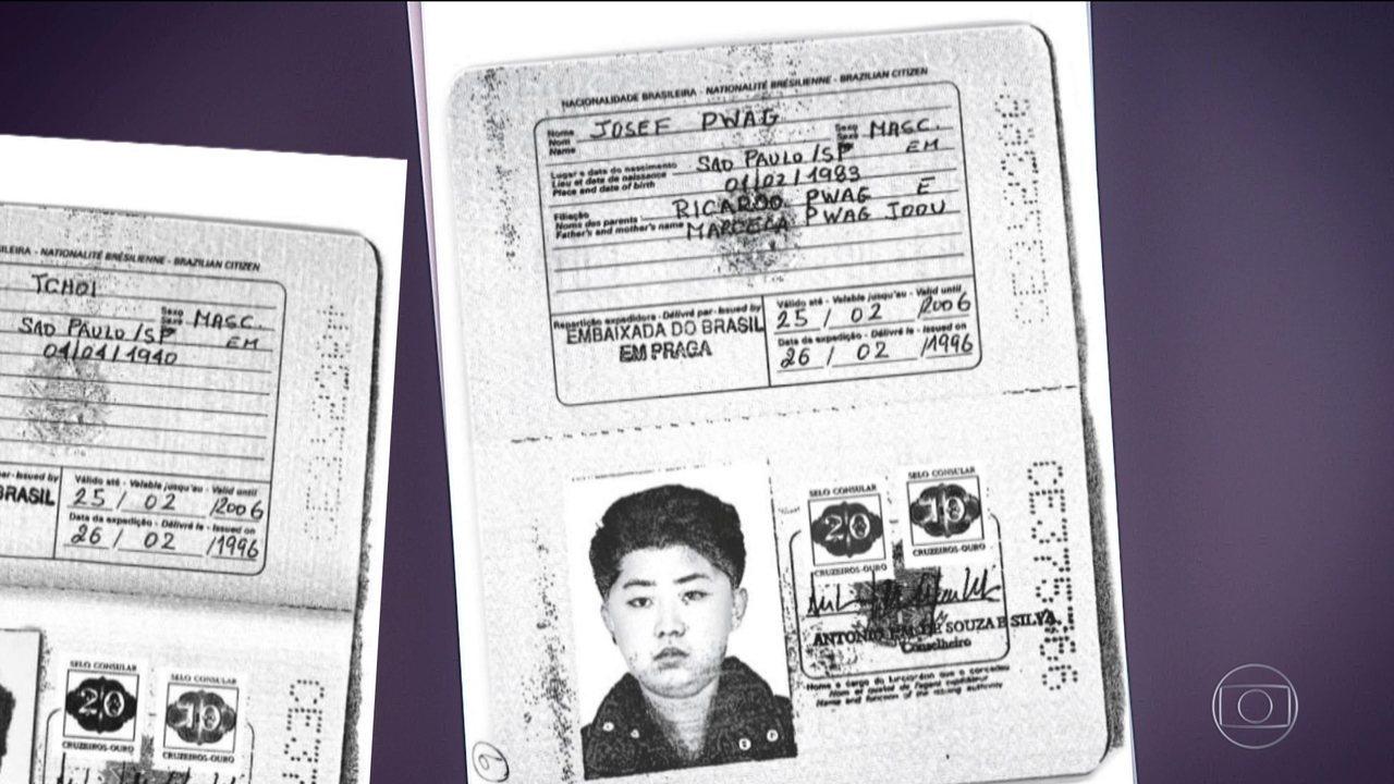 Kim Jong-un e seu pai usaram passaportes brasileiros falsos