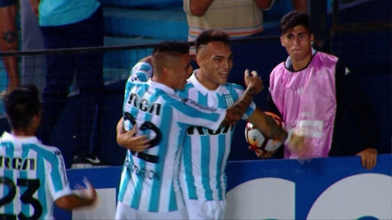 Melhores momentos: Racing 4 x 2 Cruzeiro pela fase de grupos da Libertadores