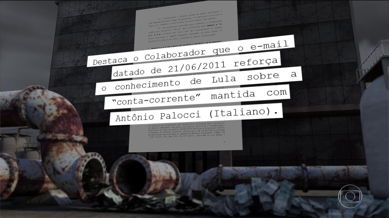 Marcelo Odebrecht entrega a Moro 43 e-mails referentes a processo do sítio de Atibaia
