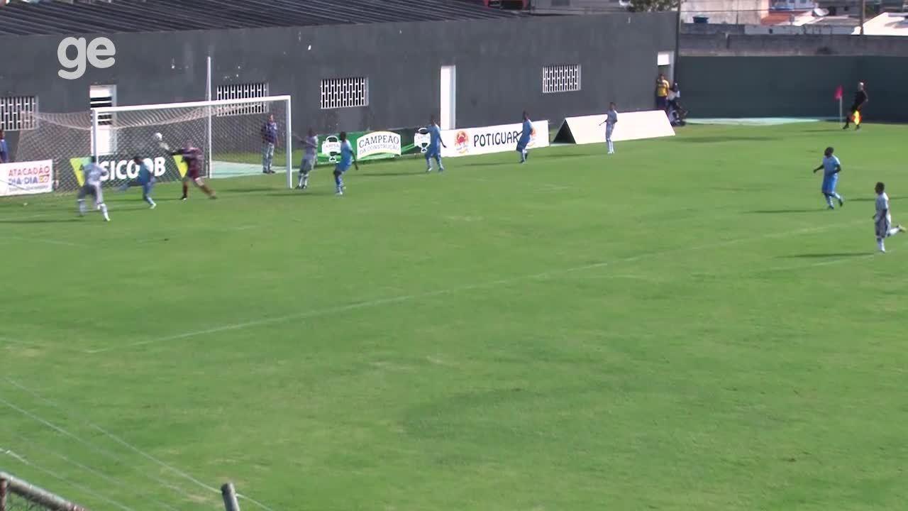 Os gols de Bolamense 2 x 2 Paranoá pelo Campeonato Brasiliense 2018