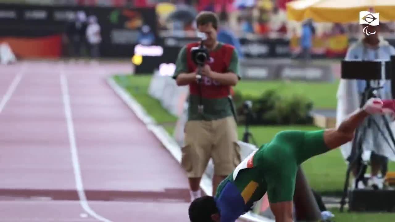 Comitê Paralímpico lança campanha