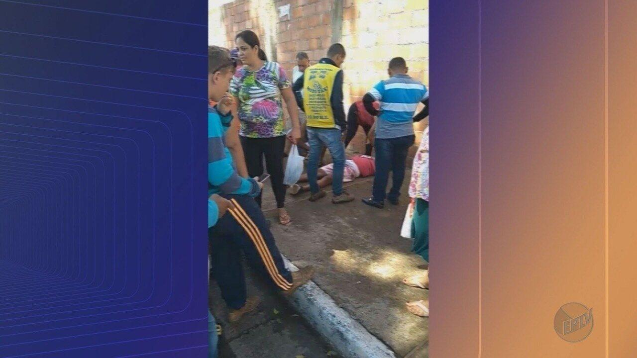 Homem passa mal e morre à espera de socorro em Ribeirão Preto, dizem moradores
