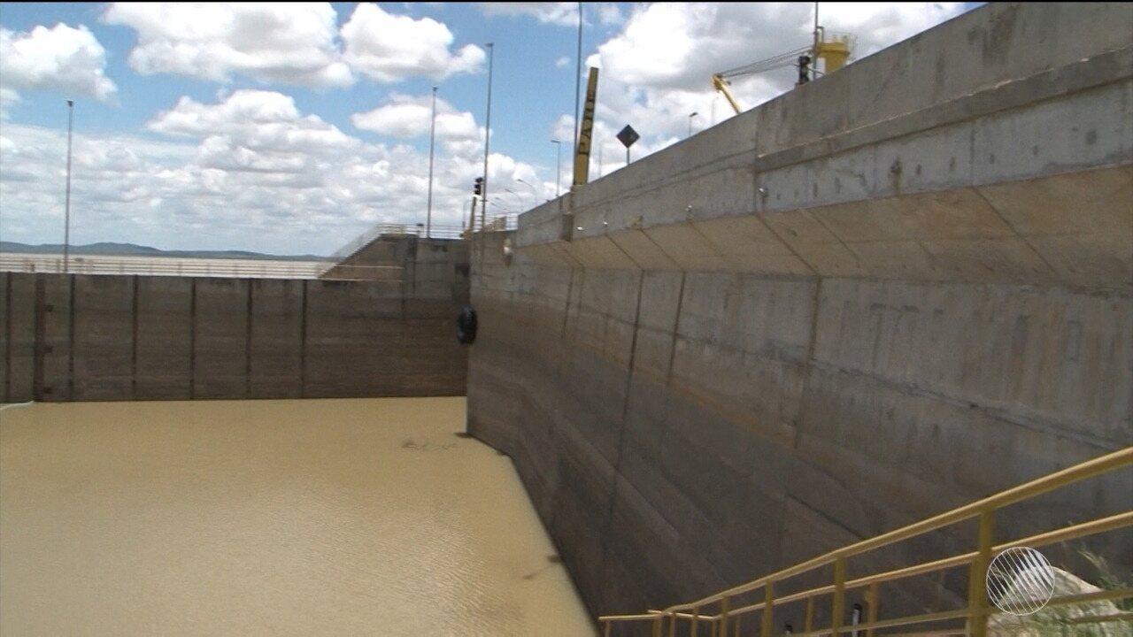 Com ajuda da chuva, lago de Sobradinho atinge 22% da capacidade total