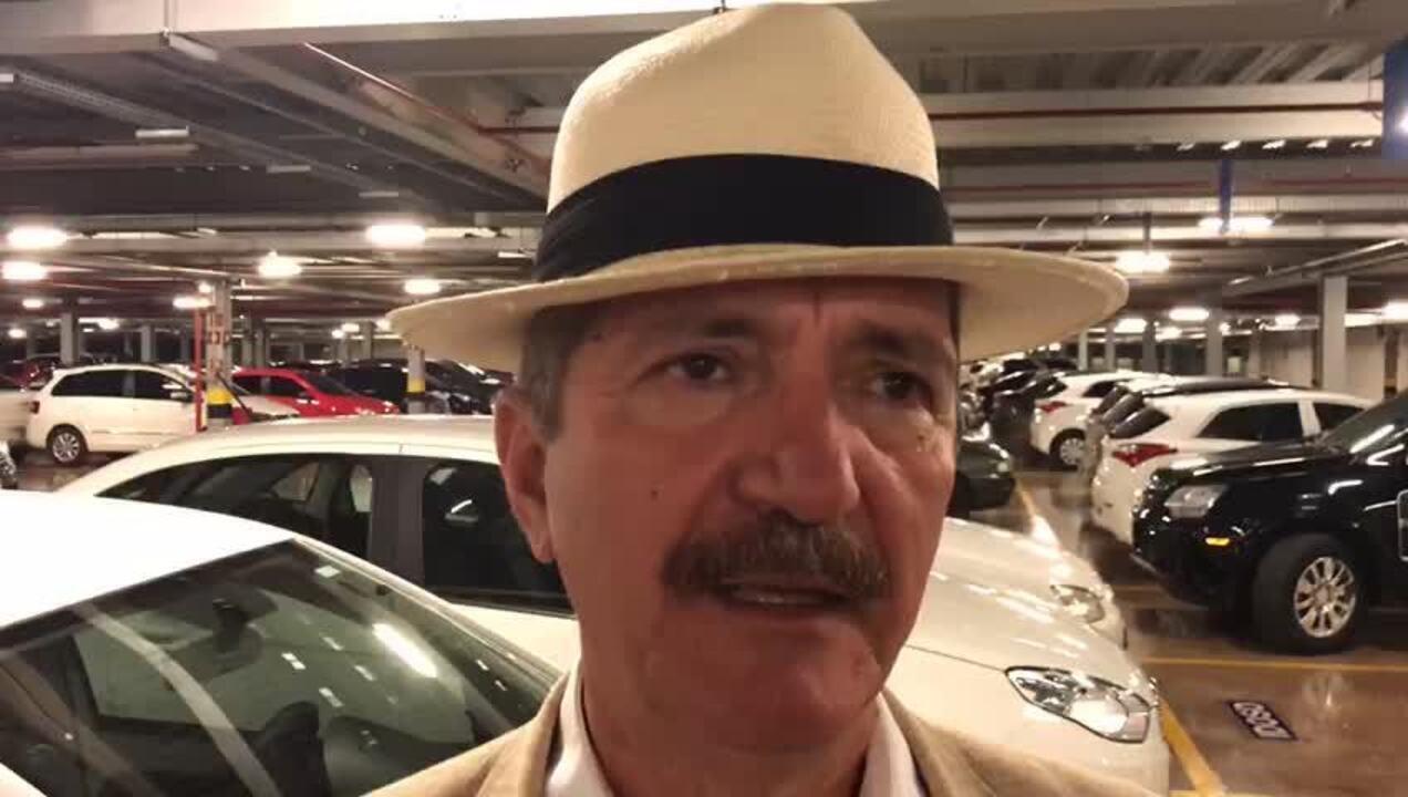 Aldo Rebelo comenta decisão do STF sobre Código Florestal