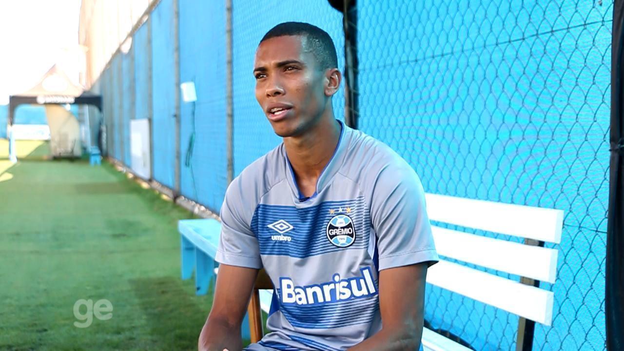 Madson fala de estilo de jogo, expectativa para o Gre-Nal e relação com Renato