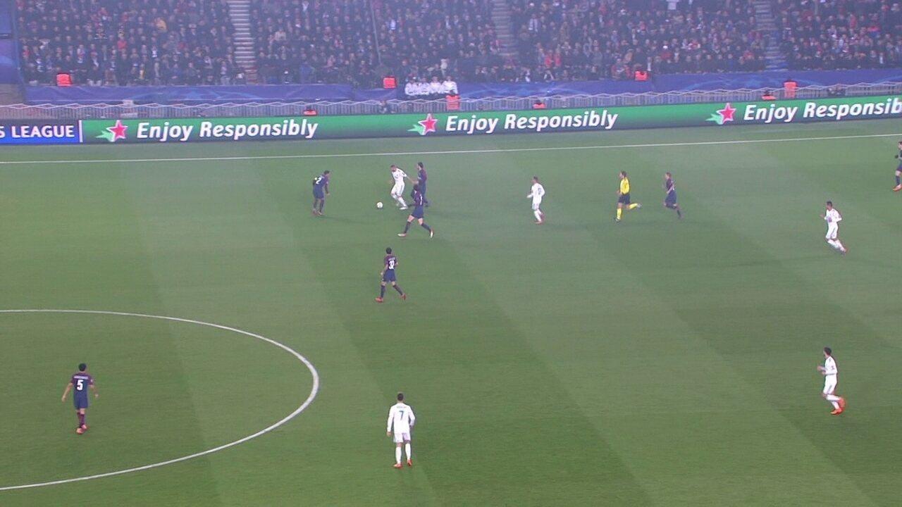 Melhores momentos: PSG 1 x 2 real Madrid pelas oitavas da liga dos Campeões da UEFA