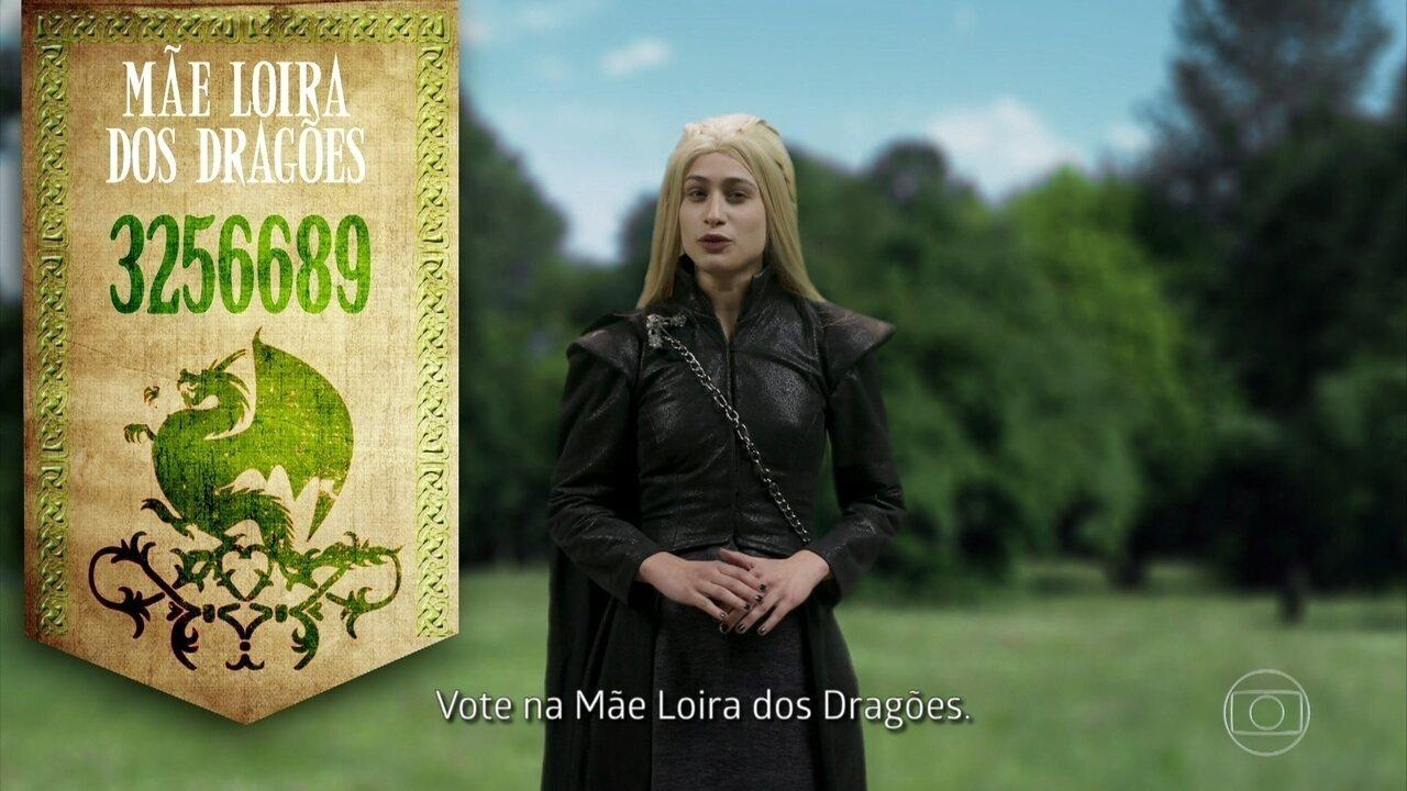 Propaganda Eleitoral dos Sete Reinos